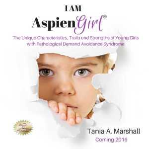 I Am AspienGirl PDA