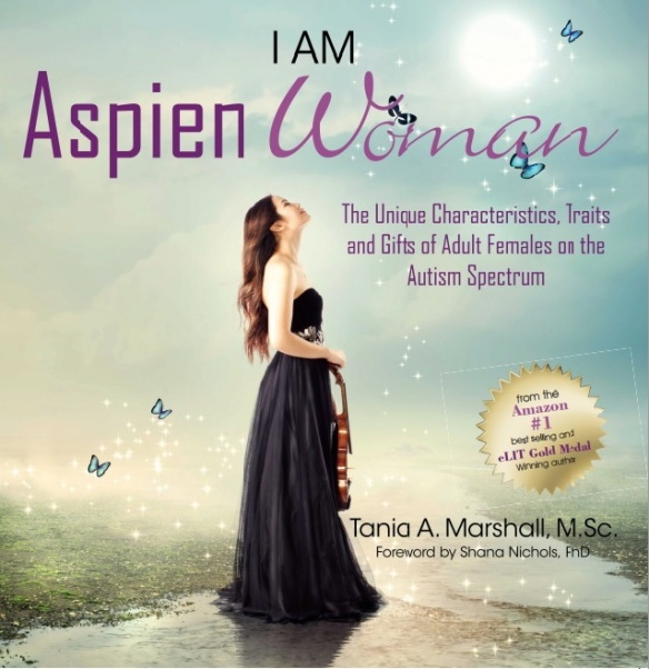 I Am AspienWoman August Cover